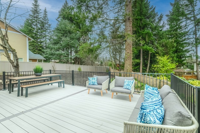 decking for outdoor living